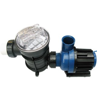 Blue ECO Pumpen: Vorfilter